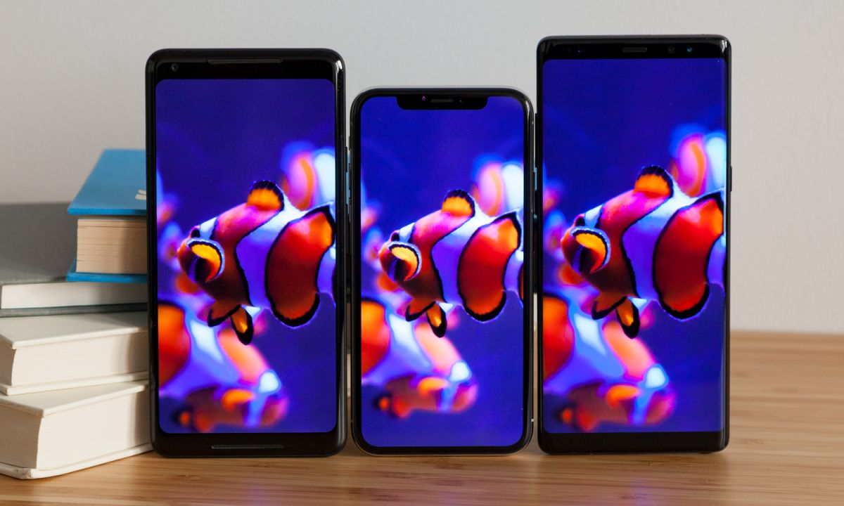 iPhone X Is King of OLED Screens: See for Yourself