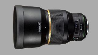Ricoh announces bokeh-tastic Star lens: HD Pentax-D FA* 85mm f/1.4 SDM AW
