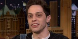 Pete Davidson Admits He's 'Kinda' Living With His Mother