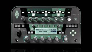 Kemper has unveiled a new overdrive system