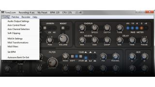 NanoHost turns your VST synths into standalone instruments