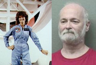 Man Accused of Stealing Sally Ride's Flight Suit