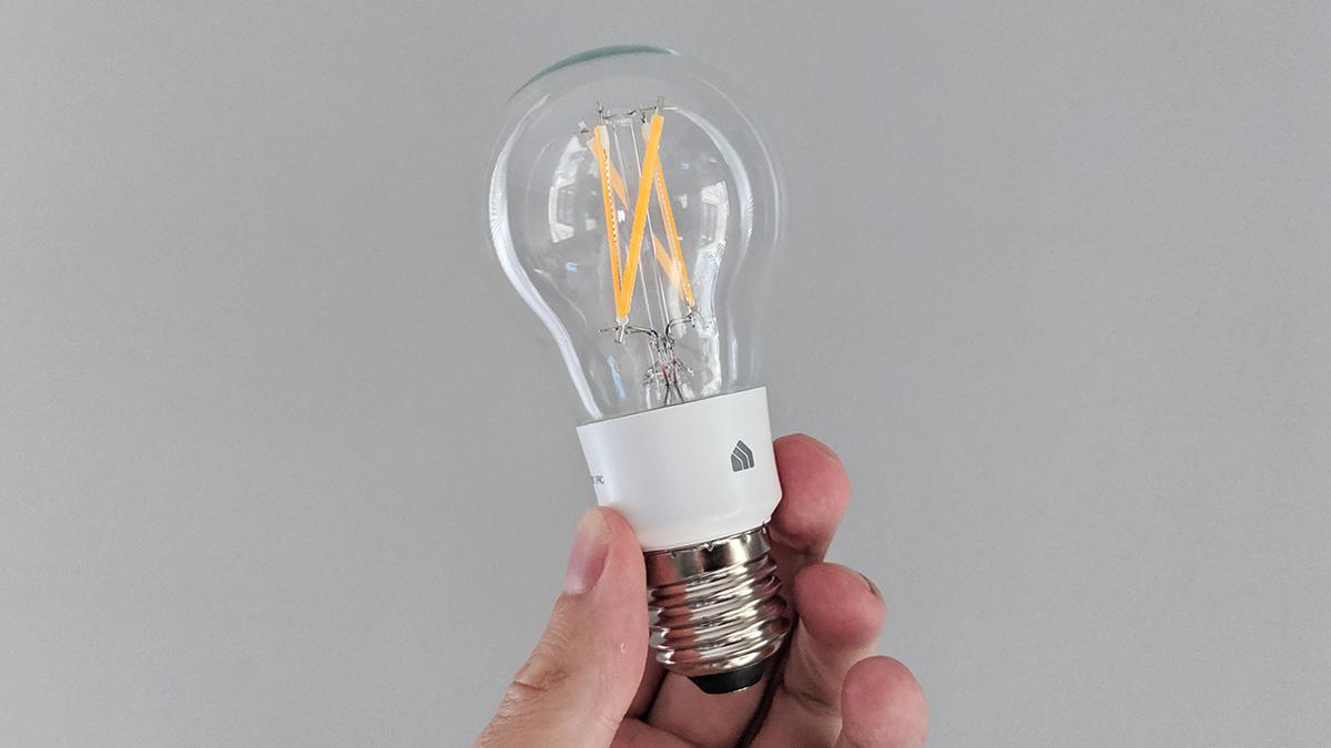 Kasa Filament Smart Bulb Review The