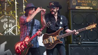 Phil Campbell says it was tough to win Motorhead colleagues over in studio