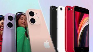 iphone 12 vs iphone se