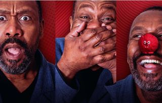 Sir Lenny Henry Comic Relief
