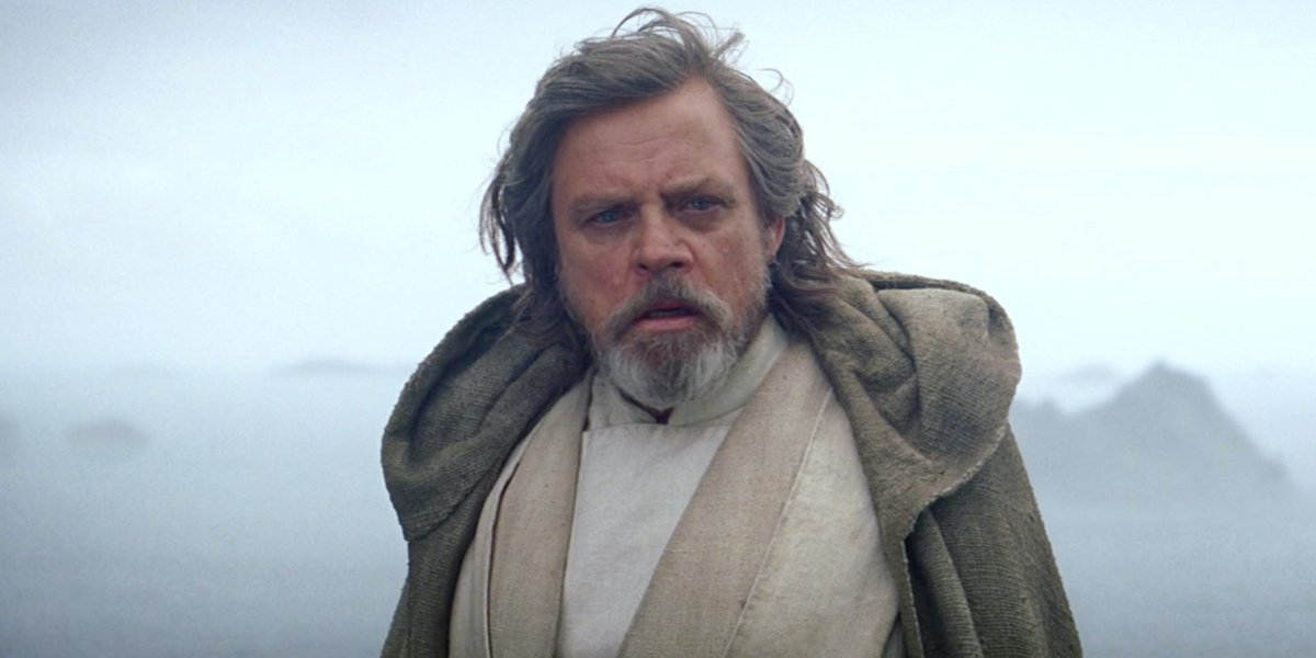 Mark Hamill's Luke Skywalker Gets A Very Different Look In Star Wars: The Force Awakens Concept Art