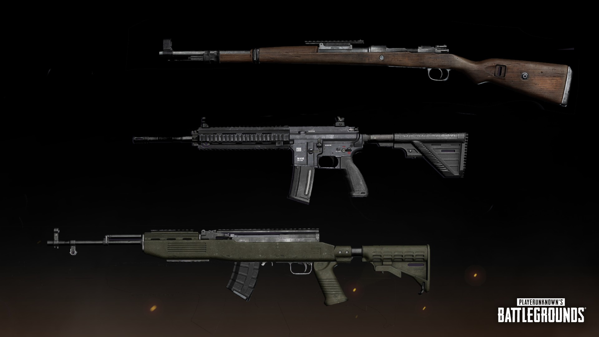 The best PUBG guns - what are the weapons to take? | GamesRadar+