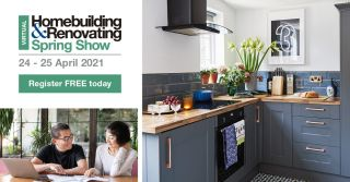 Get expert advice and project inspiration at the Virtual Homebuilding & Renovating Spring Show