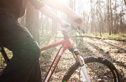 Evans Cycles brand advice, mountain biking