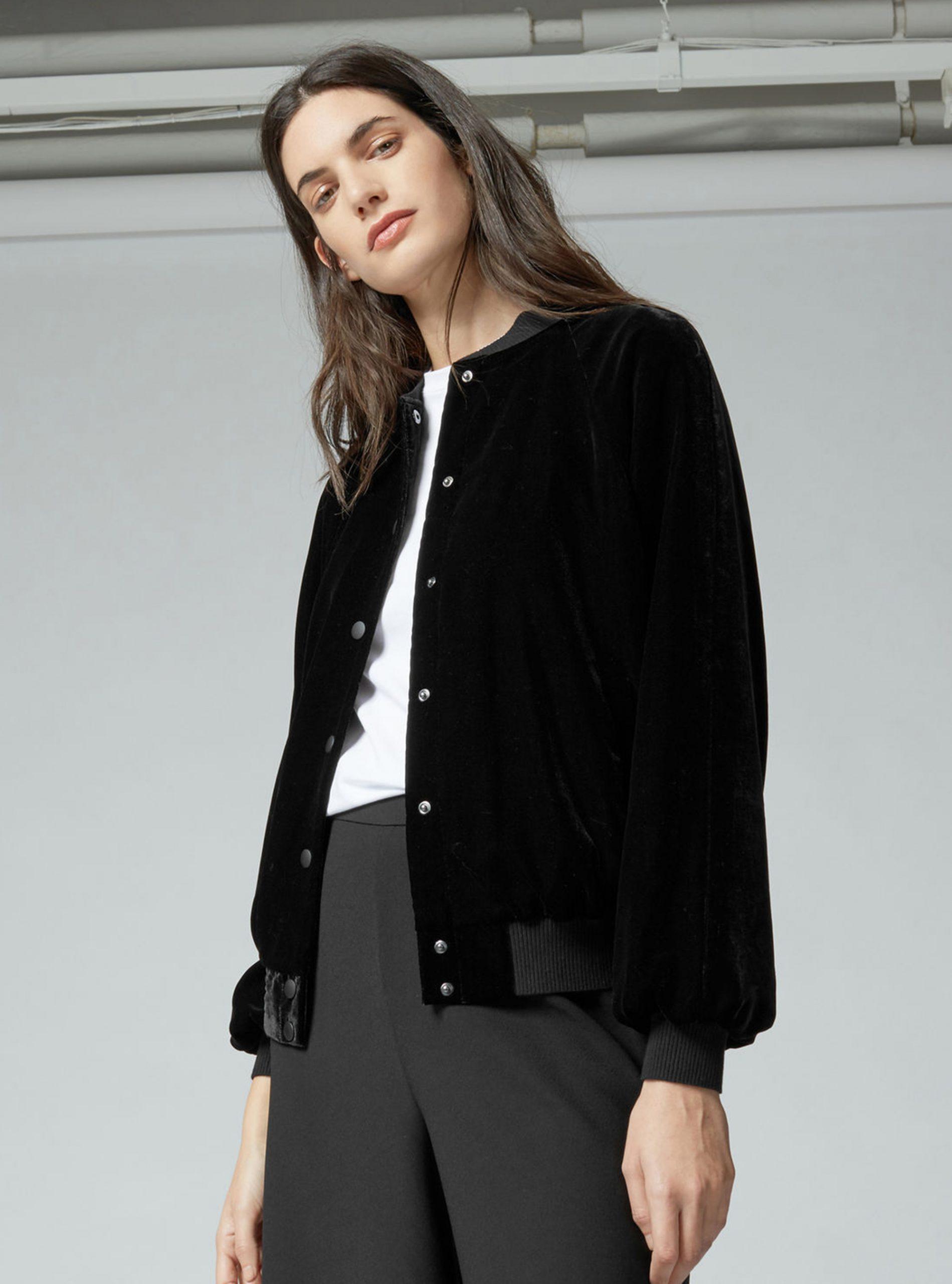 Velvet jacket year 80