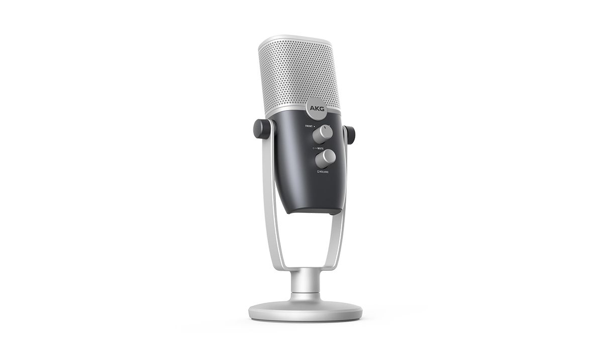 AKG's Ara is its most affordable USB condenser microphone yet