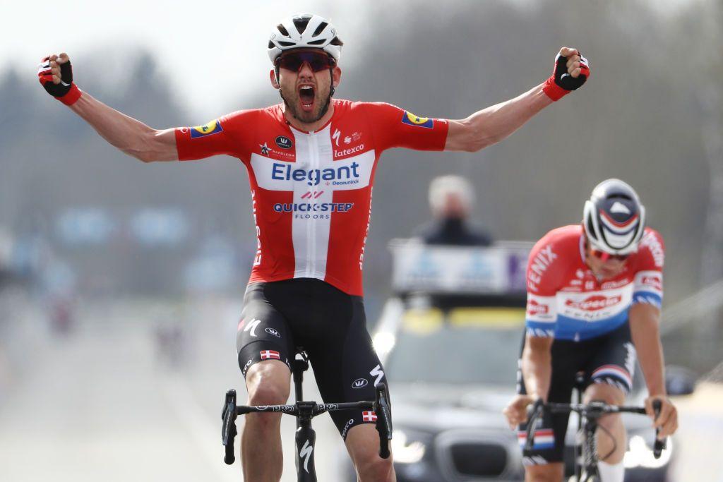 Asgreen trionfo al Fiandre (fonte: Getty Images Sport)