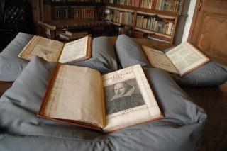 William Shakespeare First Folio