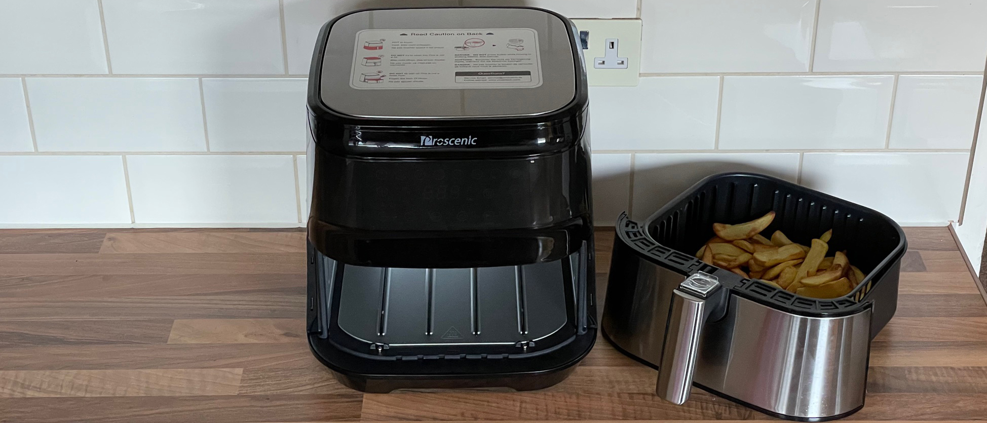 Proscenic T21 air fryer review