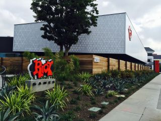 The exterior of Riot Games HQ