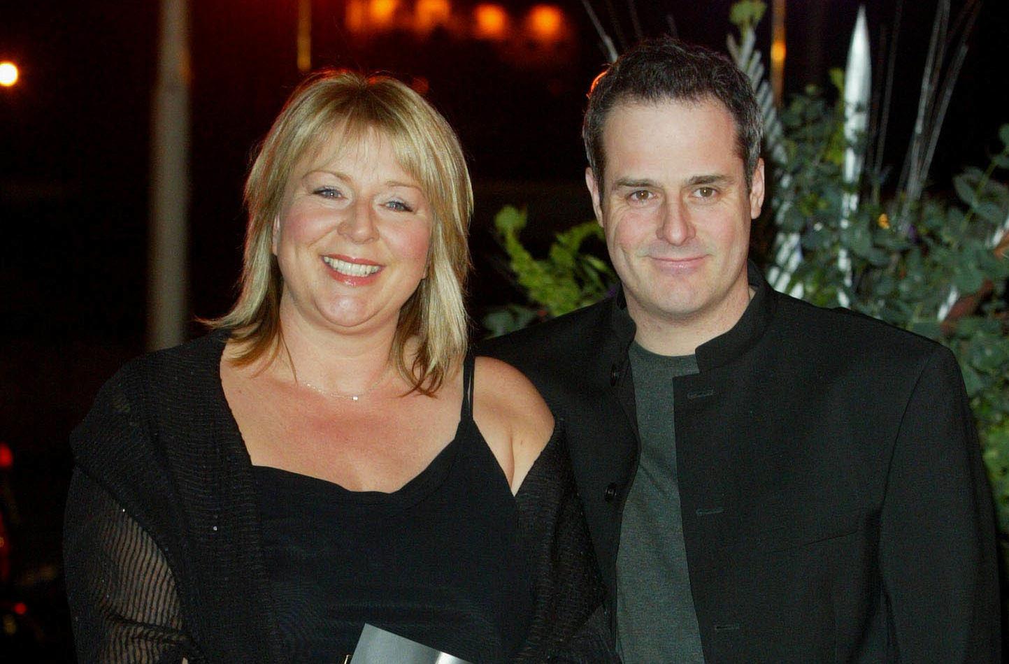 Fern Britton and Phil Vickery
