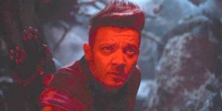 Avengers: Endgmae Hawkeye