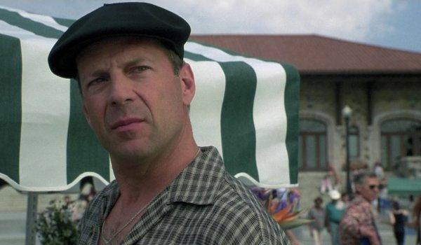 The Whole Nine Yards Bruce Willis annoyed