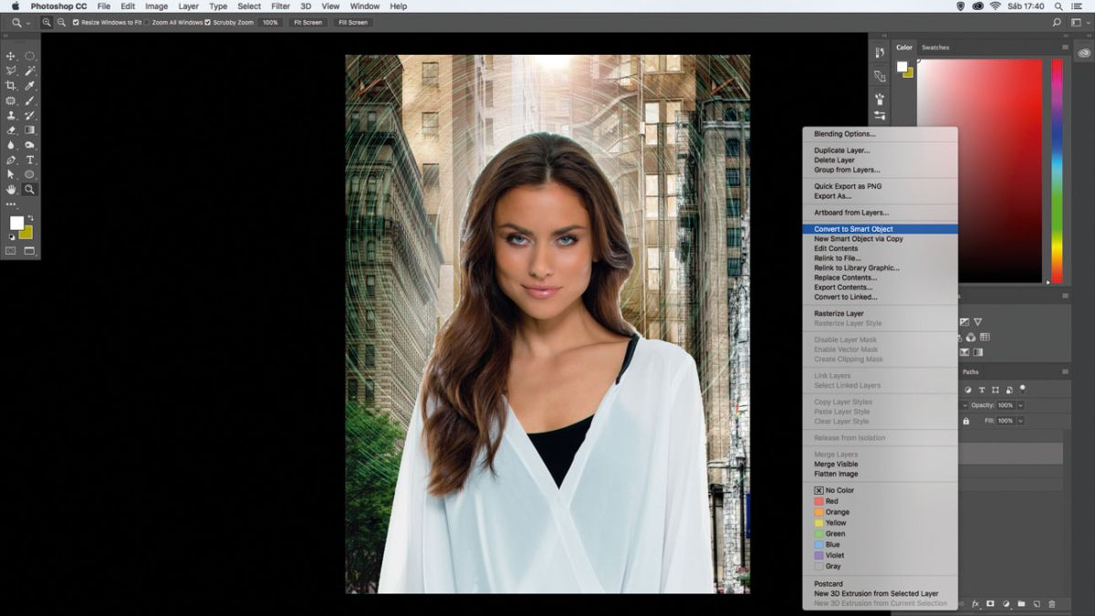 10 amazing things you can do with layers | Creative Bloq
