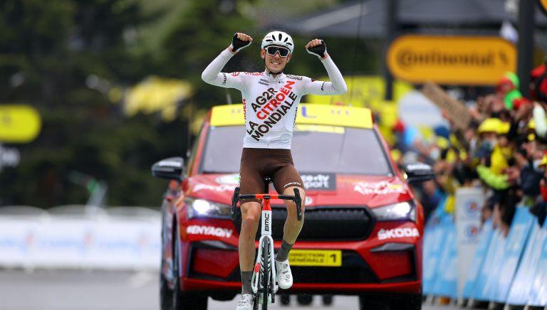 Ben O'Connor wins stage nine of the Tour de France 2021