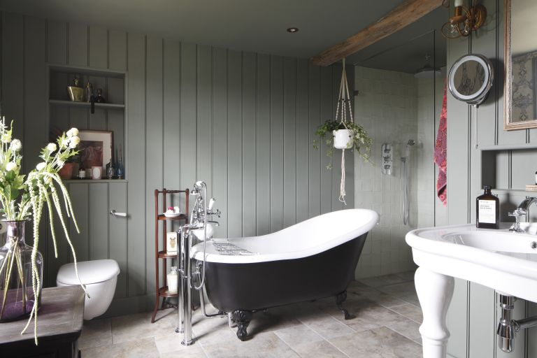 Traditional Bathroom Design Ideas: 19 Ways To Create