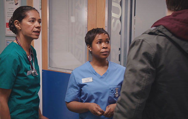 Casualty guest star