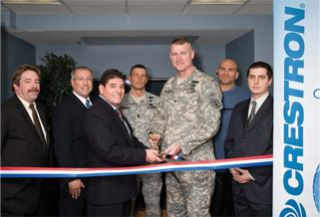 Crestron Eagles Program Honors Heroes