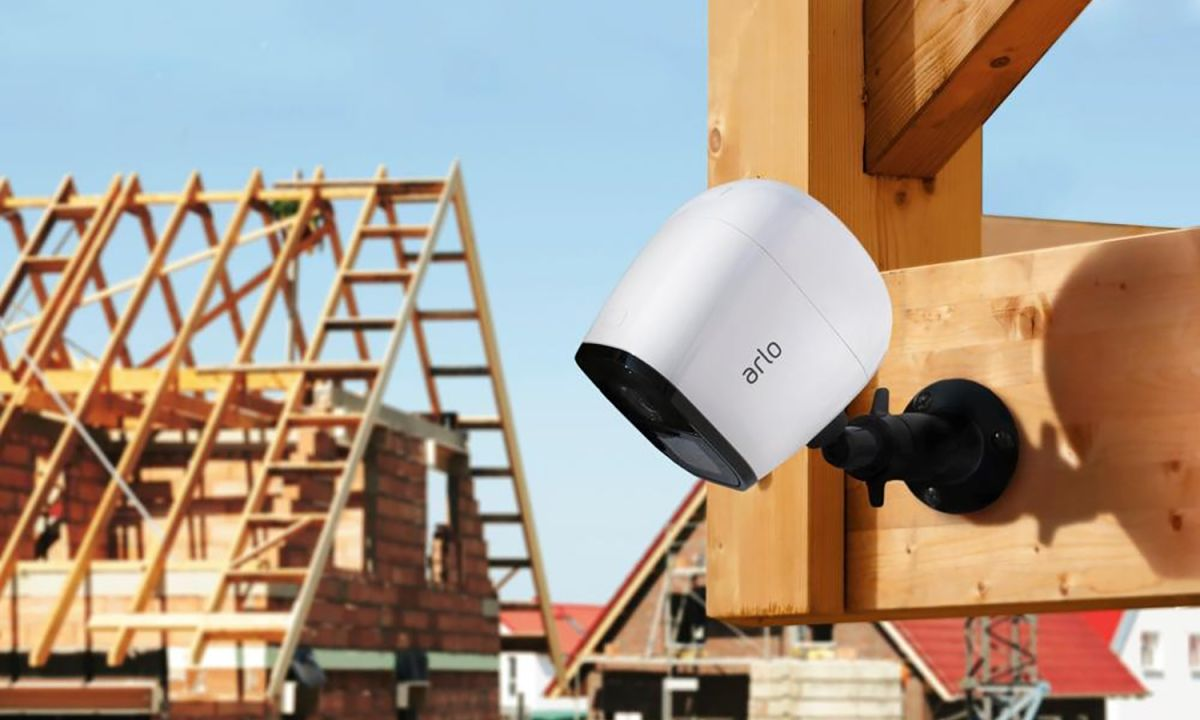 Netgear Arlo Go Review: Roaming Free with 4G | Tom's Guide