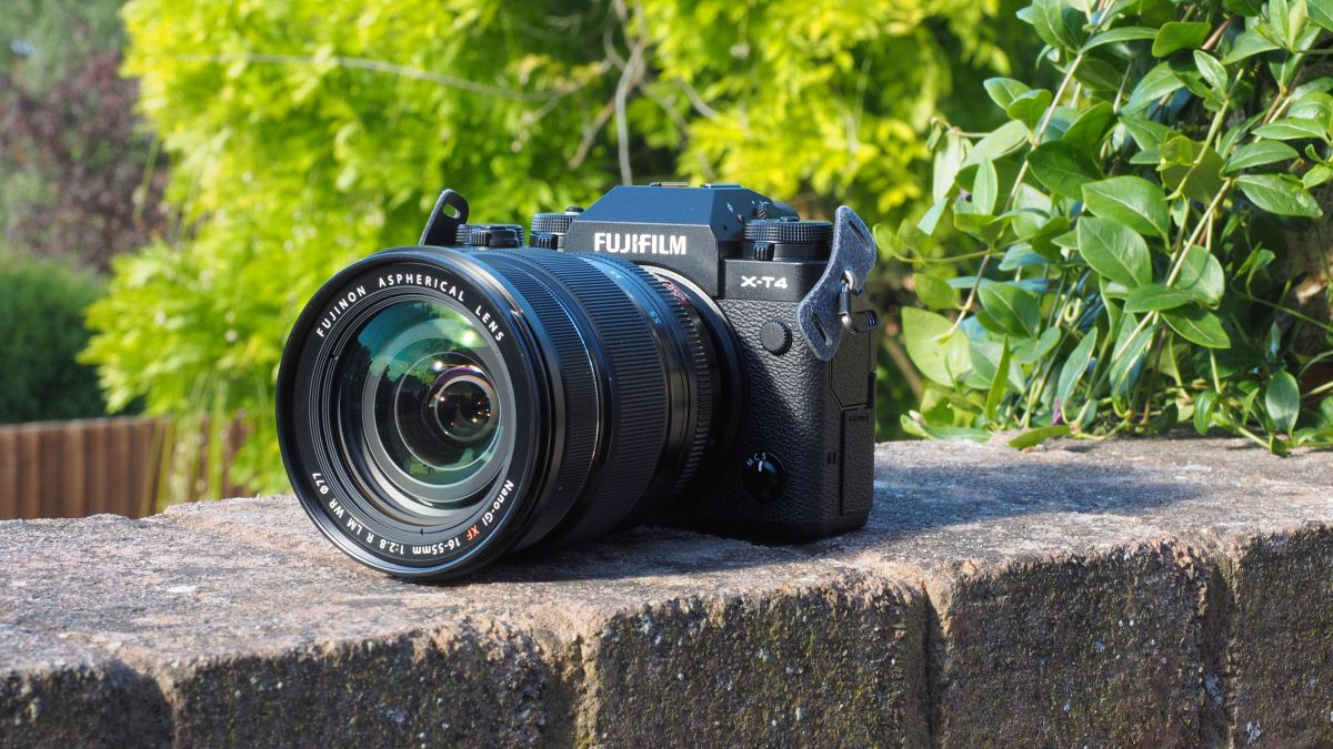 Fujifilm X-T4 review