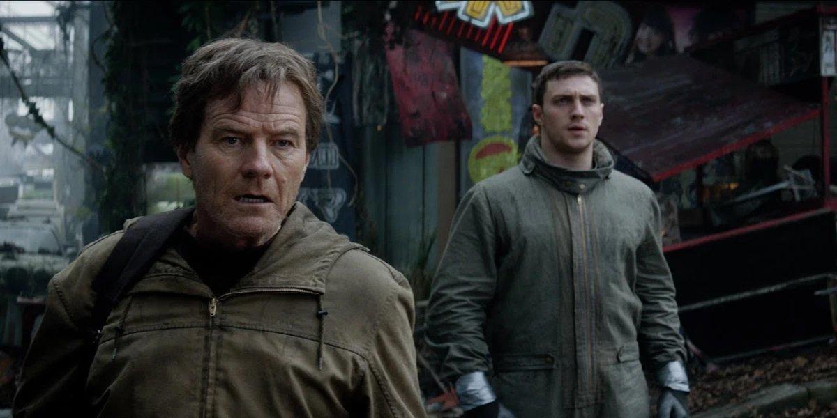 Godzilla 2014 cranston and taylor-johnson