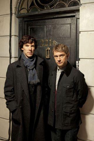 Breaking news: Sherlock Holmes has a heart!