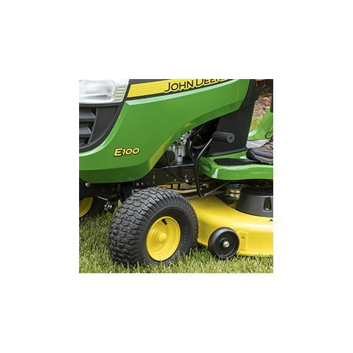 John Deere E180 Lawn Tractor Review - Pros, Cons and Verdict