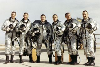 space history, nasa, x-15 pilots