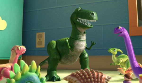 Rex Toy Story 3