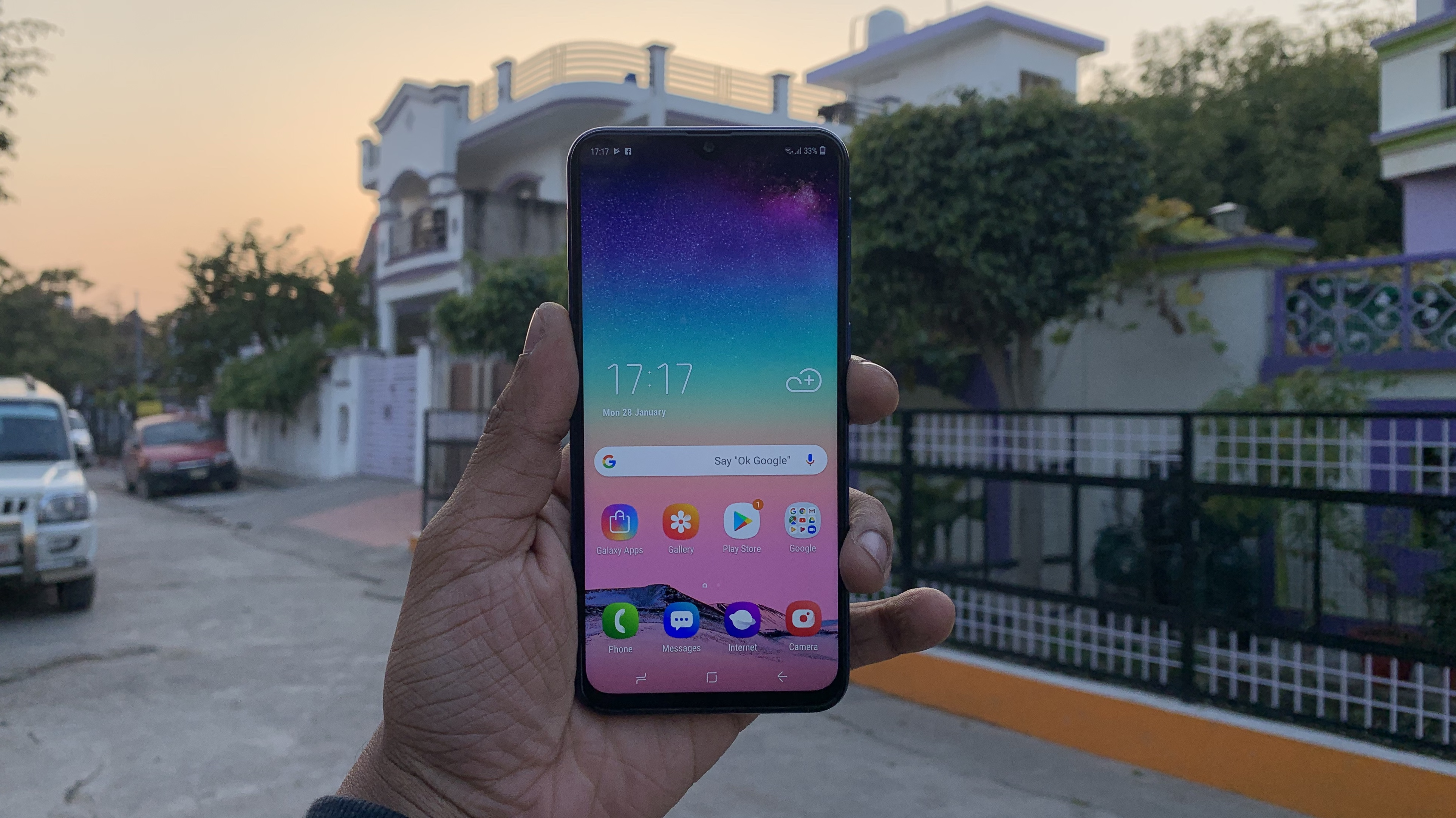 Samsung Galaxy M21 With 48mp Camera 6000mah Battery Is Set To Launch At An Affordable Price Techradar