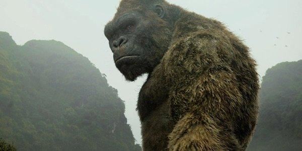 Kong in Skull Island
