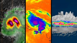 Hurricane Dorian: How NASA and NOAA Are Tracking the Storm from Space