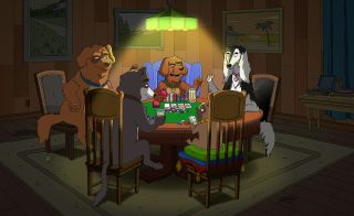 Denis Leary, Dogs Playing Poker