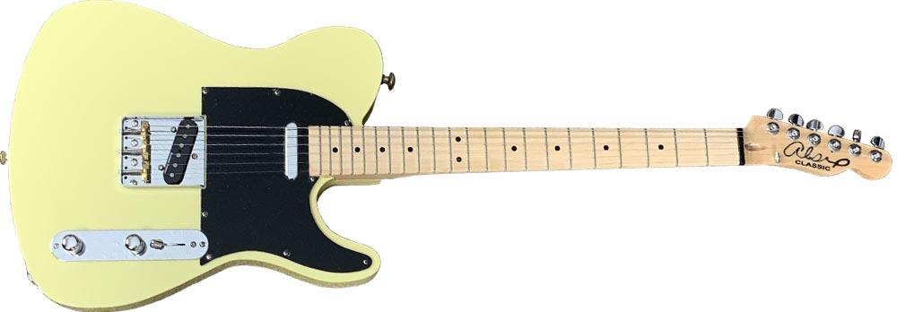 Alsip's Classic Series puts a new twist on timeless designs | Guitarworld