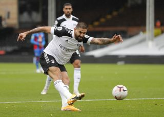 Fulham v Crystal Palace – Premier League – Craven Cottage