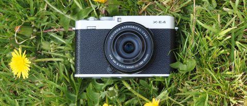 Fujifilm X-E4, Fujinon XF27mmF2.8 R WR