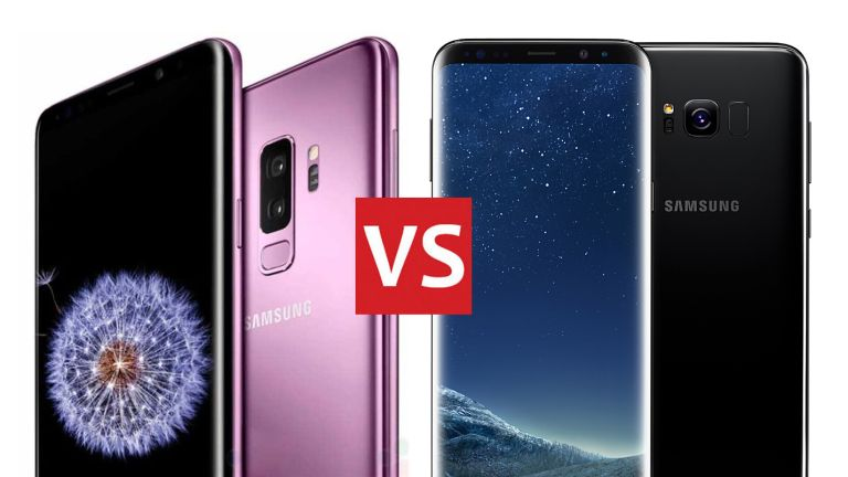 S8 vs S9: which Samsung Galaxy phone should you buy?