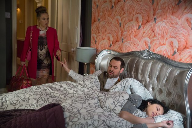 EastEnders Spoilers: Linda Carter finds Mick Carter in bed with Hayley Slater!