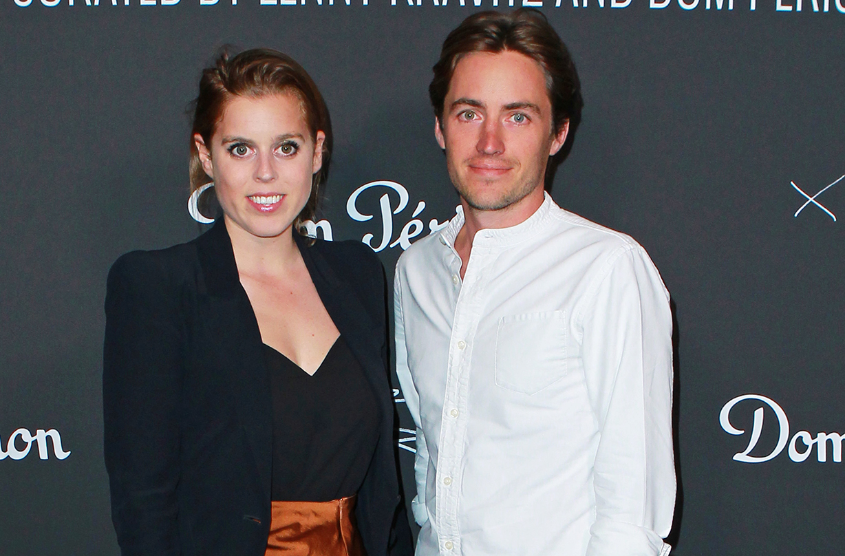 princess beatrice engaged edoardo mapelli mozzi