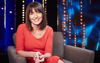 Davina McCall on This Time Next Year: 'Holly Willoughby gets six or seven dresses when she does Dancing on Ice and I only get one'
