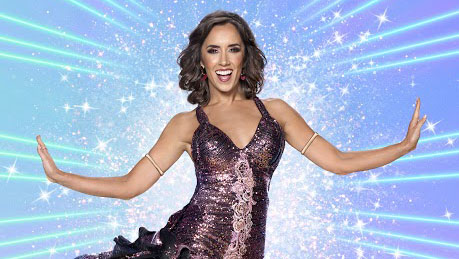 Janette Manrara Strictly Come Dancing.
