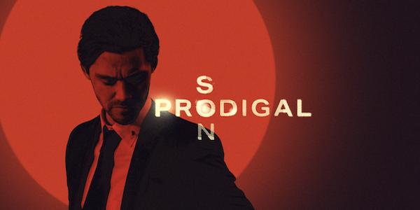 Prodigal Son logo Fox Tom Payne