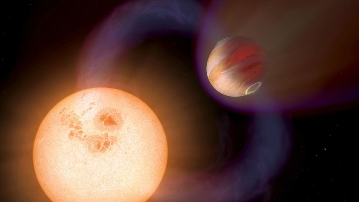 Magnetic Fields of 'Hot Jupiter' Exoplanets Are Much Stronger Than We Thought