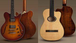 Eastman Guitars Romeo and Cabaret